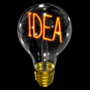 light bulb story ideas