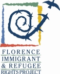 FIRRP Florence Immigrant & Refugee Rights Project logo