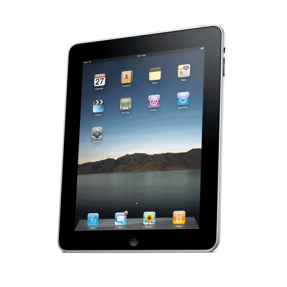 The iPad: Lawyer Workhorse, or Entertainment Tool?