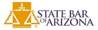 State Bar of Arizona logo