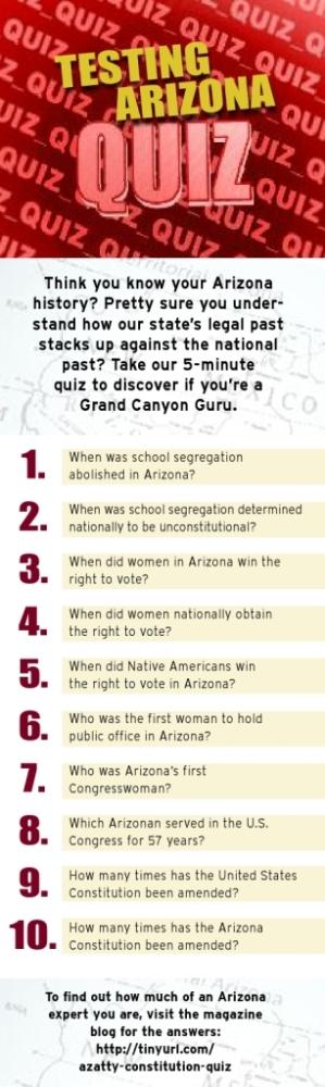 Constitution Quiz Answers (1/2)