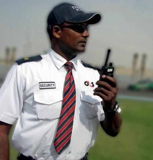 Increase in Security Guard Ranks a Telling Change (2/2)