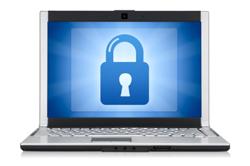 ediscovery lock on computer screen