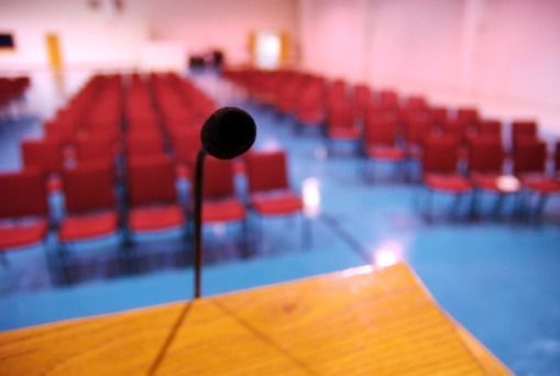 public speaking and how to present are my topics at an upcoming conference