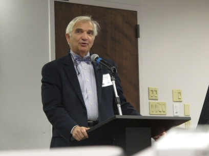Judge John Facciola at the 2013 ASU conference. eDiscovery 1