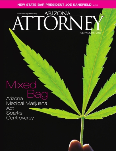Arizona Attorney July-August 2011
