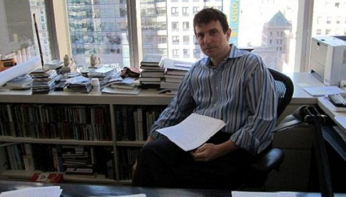 David Remnick, The New Yorker editor in chief who carves out time to write