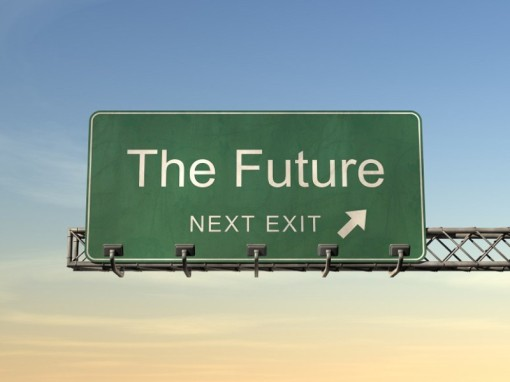 the-future 2 road sign editorial calendar story ideas