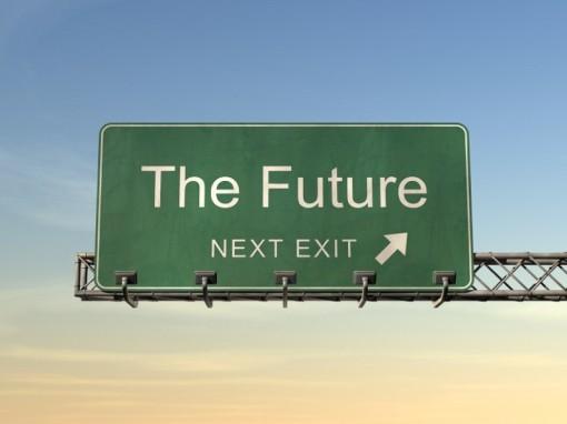 the-future 2 road sign editorial calendar story ideas