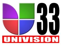 Univision 33 logo