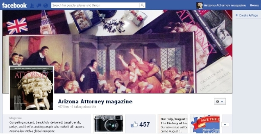 Facebook Screen shot July August 2012