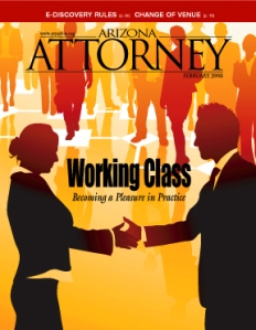 Arizona Attorney, Feb. 2008