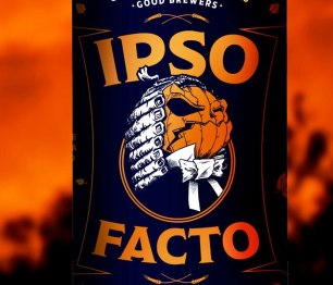 Ipso Facto Beer Halloween