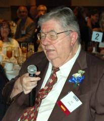 MCBA Hall of Fame honoree William R. Jones, Jr.