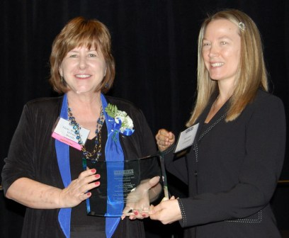 Chief Justice Rebecca White Berch receives MCBA Hall of Fame Award