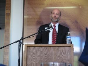 Former UA Law Dean Lawrence Ponoroff