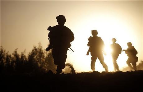 Veterans Day - US Marine photo