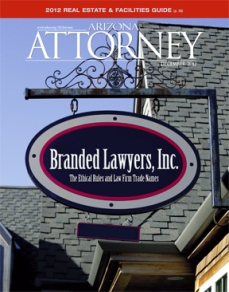 Dec 2012 Arizona Attorney