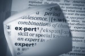 expert definition