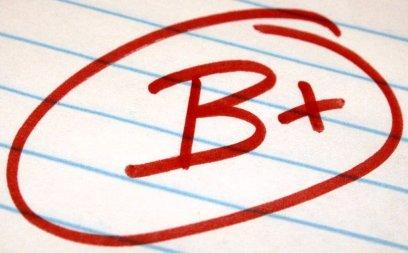 Grade B plus