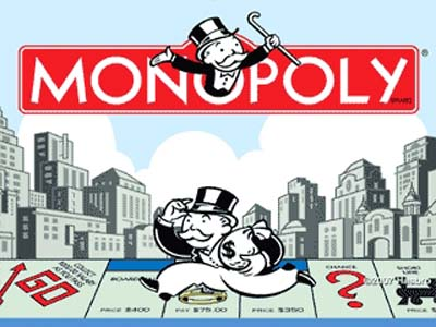 mergers acquisitions monopoly board