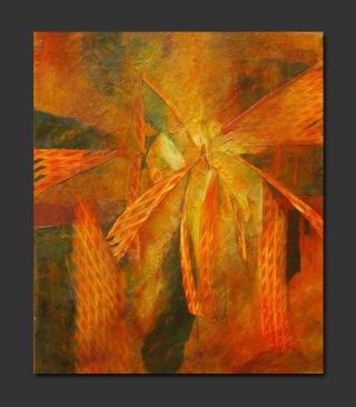 """Basket Fragments"" by Marti White"