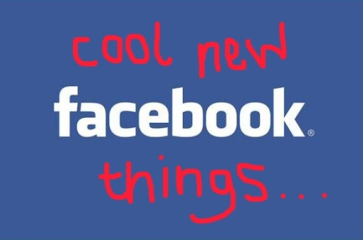 cool new facebook features