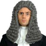 English judge stuffy corporate