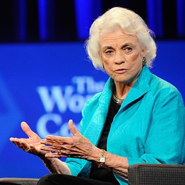 Justice Sandra Day O'Connor
