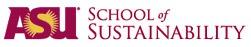 ASU School of Sustainability logo