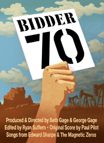 Bidder 70 movie poster