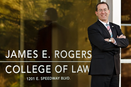 Marc Miller, Dean of the University of Arizona James E. Rogers College of Law