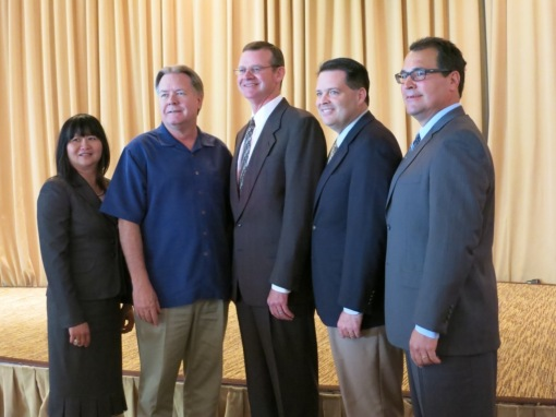 State Bar of Arizona Board officers 2013-2014