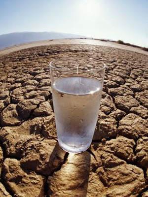 water war desert