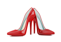 ABA red_high_heels_for gender equity