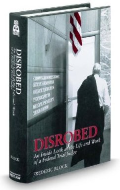 Disrobed cover by Fred Block