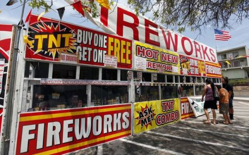 Sure, you may be able to buy them. But are fireworks legal to set off in your community?