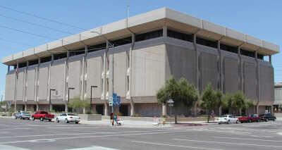 Phoenix Police Department HQ