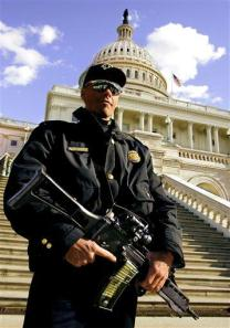 US Capitol security