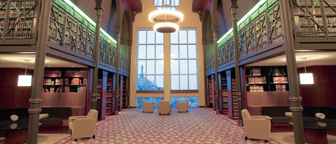 Mayer Brown and Platt 190 LaSalle library 1
