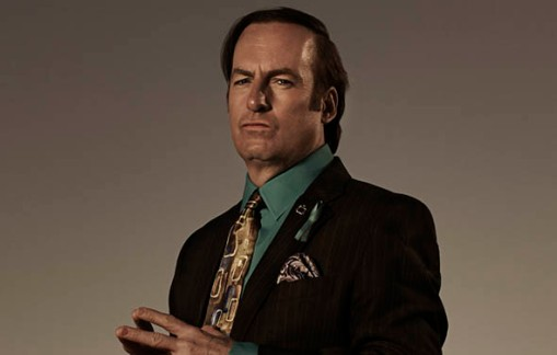Breaking Bad actor Bob Odenkirk as Saul Goodman