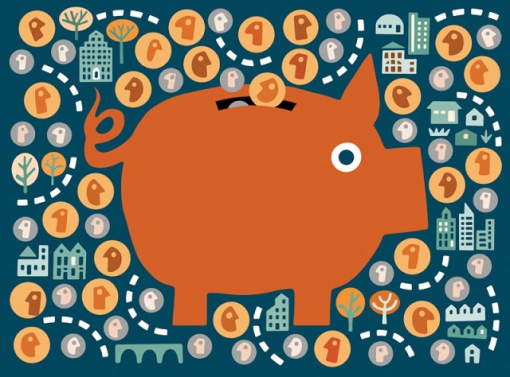 Crowdfunding may work, or could be like finding a pig in a poke.