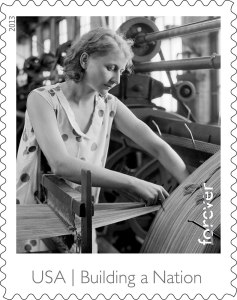 Labor Day 2013 Made in America stamp 2