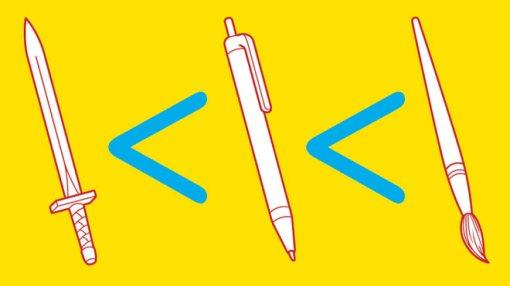visual thinking a la postypography