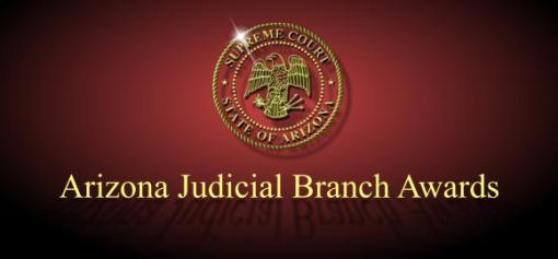 2013 Arizona Judicial Branch Awards logo