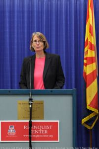 Rehnquist Center Director Sally Rider