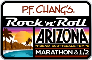 PF Chang's Marathon logo 2014