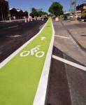 Grand Avenue crosswalk bike lane 3 Phoenix