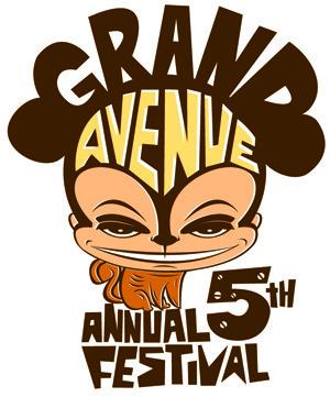 Grand Avenue Festival 2013 logo