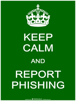 KeepCalmReportPhishing